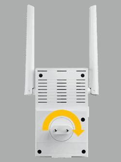ASUS RP-N12 N300 REPEATER